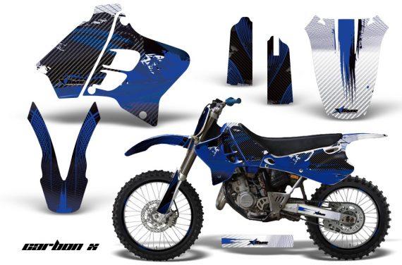 Yamaha YZ125 YZ250 2 Stroke 1993-1995 Graphics