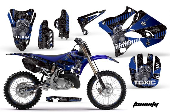 Yamaha YZ125 YZ250 96 11 AMR Graphics Kit Tox BL NPs 570x376 - Yamaha YZ125 YZ250 2 Stroke 2002-2014 Graphics