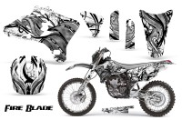 Yamaha-YZ250-YZ450-03-05-WR250-WR450-05-06-CreatorX-Graphics-Kit-Fire-Blade-Black-White-BB-NP-Rims