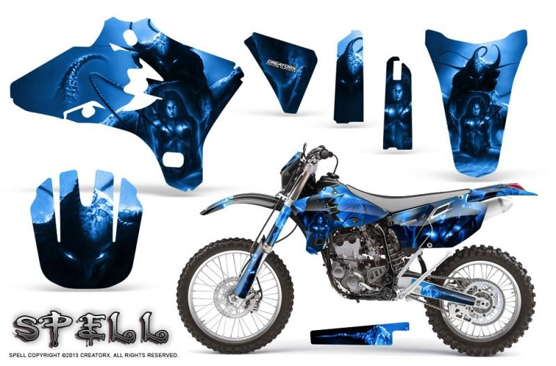 Yamaha-YZ250-YZ450-03-05-WR250-WR450-05-06-CreatorX-Graphics-Kit-Spell-Blue-BB-NP
