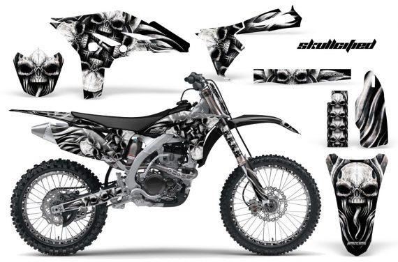 Yamaha Yz250f 4 Stroke 2010 2013 Graphics