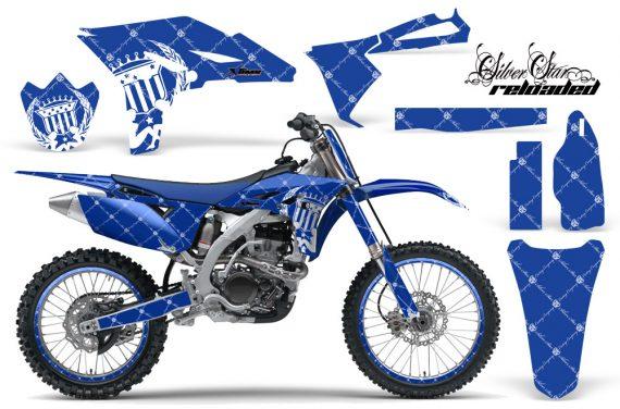 Yamaha YZ250F 2010 AMR Graphics Kit RELOADED WHITE BLUEBG NP 570x376 - Yamaha YZ250F 4 Stroke 2010-2013 Graphics