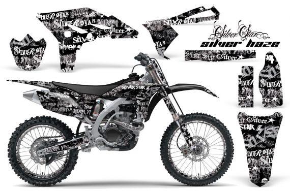 Yamaha YZ250F 2010 AMR Graphics Kit SILVERHAZE BLACK NP 570x376 - Yamaha YZ250F 4 Stroke 2010-2013 Graphics