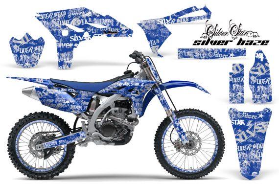 Yamaha YZ250F 2010 AMR Graphics Kit SILVERHAZE BLUE NP 570x376 - Yamaha YZ250F 4 Stroke 2010-2013 Graphics