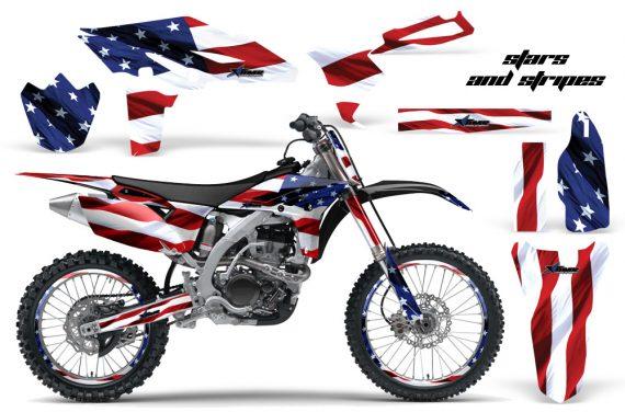 Yamaha YZ250F 2010 AMR Graphics Kit STARSSTRIPES NP 570x376 - Yamaha YZ250F 4 Stroke 2010-2013 Graphics