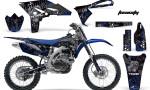 Yamaha YZ250F 2010 AMR Graphics Kit TOXICITY BLACK BLUEBG NP 150x90 - Yamaha YZ250F 4 Stroke 2010-2013 Graphics