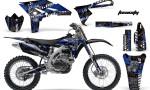 Yamaha YZ250F 2010 AMR Graphics Kit TOXICITY BLUE BLACKBG NP 150x90 - Yamaha YZ250F 4 Stroke 2010-2013 Graphics