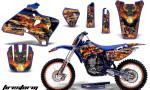 Yamaha YZ426F AMR Graphics Kit FireStorm Blu 150x90 - Yamaha YZ250F/YZ400F/YZ426F 4 Stroke 1998-2002 Graphics