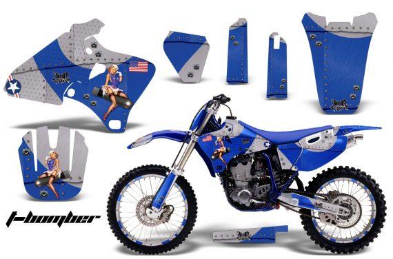 Yamaha-YZ426F-AMR-Graphics-Kit-T-bomber-Blu