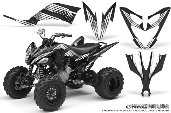 Yamaha Raptor 250 Graphics Kit Chromium Black 570x376 - Yamaha Raptor 250 Graphics