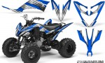Yamaha Raptor 250 Graphics Kit Chromium Blue BB 150x90 - Yamaha Raptor 250 Graphics