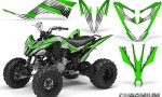 Yamaha Raptor 250 Graphics Kit Chromium Green 150x90 - Yamaha Raptor 250 Graphics