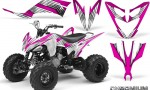 Yamaha Raptor 250 Graphics Kit Chromium Pink 150x90 - Yamaha Raptor 250 Graphics