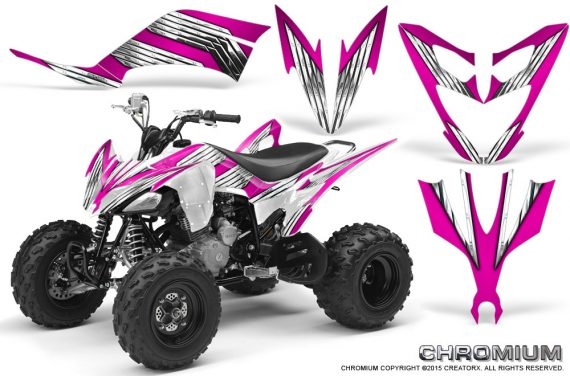 Yamaha Raptor 250 Graphics Kit Chromium Pink 570x376 - Yamaha Raptor 250 Graphics
