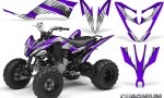 Yamaha Raptor 250 Graphics Kit Chromium Purple 150x90 - Yamaha Raptor 250 Graphics