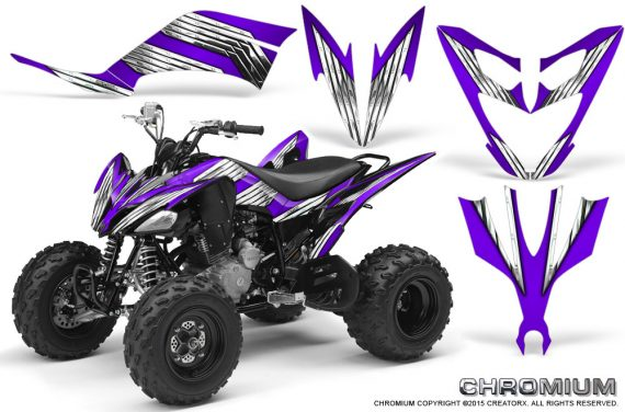 Yamaha Raptor 250 Graphics Kit Chromium Purple 570x376 - Yamaha Raptor 250 Graphics