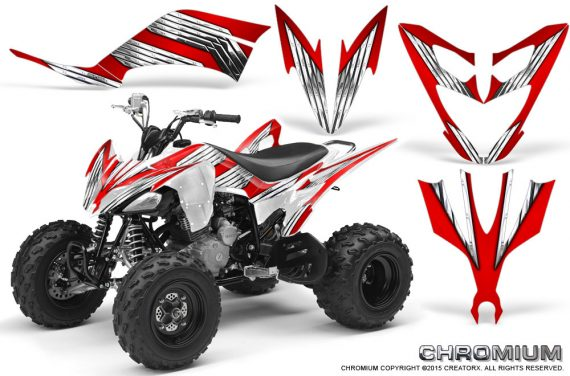 Yamaha Raptor 250 Graphics Kit Chromium Red WB 570x376 - Yamaha Raptor 250 Graphics