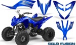 Yamaha Raptor 250 Graphics Kit Cold Fusion Blue 150x90 - Yamaha Raptor 250 Graphics