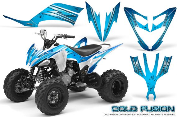 Yamaha Raptor 250 Graphics Kit Cold Fusion BlueIce 570x376 - Yamaha Raptor 250 Graphics