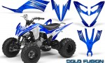 Yamaha Raptor 250 Graphics Kit Cold Fusion Blue WB 150x90 - Yamaha Raptor 250 Graphics