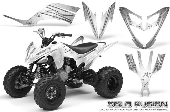 Yamaha Raptor 250 Graphics Kit Cold Fusion White 570x376 - Yamaha Raptor 250 Graphics