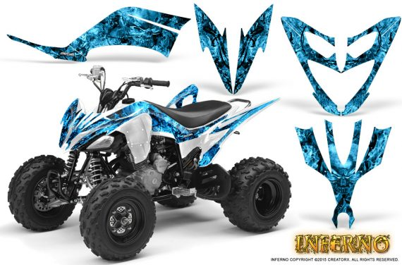 Yamaha Raptor 250 Graphics Kit Inferno BlueIce 570x376 - Yamaha Raptor 250 Graphics