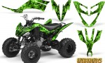 Yamaha Raptor 250 Graphics Kit Inferno Green 150x90 - Yamaha Raptor 250 Graphics