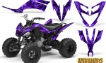 Yamaha Raptor 250 Graphics Kit Inferno Purple 150x90 - Yamaha Raptor 250 Graphics