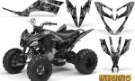Yamaha Raptor 250 Graphics Kit Inferno Silver 150x90 - Yamaha Raptor 250 Graphics