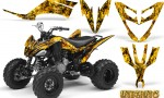 Yamaha Raptor 250 Graphics Kit Inferno Yellow 150x90 - Yamaha Raptor 250 Graphics