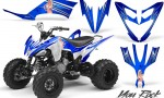 Yamaha Raptor 250 Graphics Kit You Rock Blue WB 150x90 - Yamaha Raptor 250 Graphics