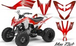 Yamaha Raptor 250 Graphics Kit You Rock Red WB 150x90 - Yamaha Raptor 250 Graphics