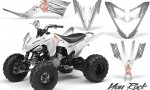 Yamaha Raptor 250 Graphics Kit You Rock White 150x90 - Yamaha Raptor 250 Graphics