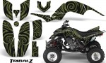 Yamaha Raptor 660 CreatorX Graphics Kit TribalZ GreenArmy 150x90 - Yamaha Raptor 660 Graphics