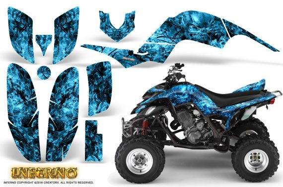 Yamaha Raptor 660 Graphics Kit Inferno BlueIce 570x376 - Yamaha Raptor 660 Graphics