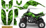 Yamaha Raptor 660 Graphics Kit Inferno Green 150x90 - Yamaha Raptor 660 Graphics