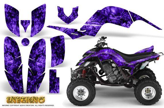 Yamaha Raptor 660 Graphics Kit Inferno Purple 570x376 - Yamaha Raptor 660 Graphics