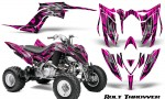 Yamaha Raptor YFM700R 2013 CreatorX Graphics Kit Bolt Thrower Pink 150x90 - Yamaha Raptor 700 2013-2018 Graphics
