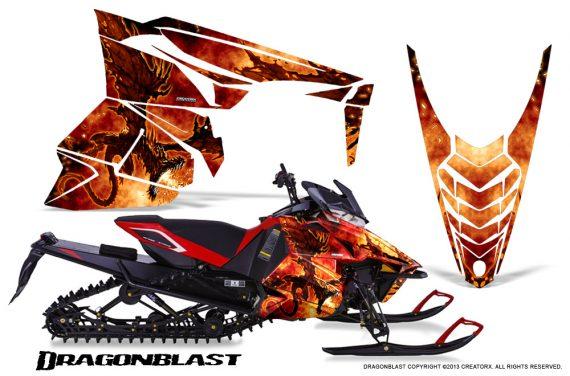 Yamaha Viper 2014 CreatorX Graphics Kit Dragonblast 570x376 - Yamaha Viper SR/SRT 2014-2016 Graphics