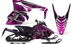 Yamaha Viper 2014 CreatorX Graphics Kit SpiderX Pink 150x90 - Yamaha Viper SR/SRT 2014-2016 Graphics