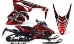 Yamaha Viper 2014 CreatorX Graphics Kit SpiderX Red 150x90 - Yamaha Viper SR/SRT 2014-2016 Graphics