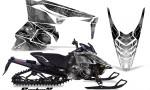Yamaha Viper 2014 CreatorX Graphics Kit SpiderX White 150x90 - Yamaha Viper SR/SRT 2014-2016 Graphics
