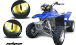 Yamaha Warrior Headlight Eclipse 150x90 - Yamaha Warrior Head Light Eye Graphics for Warrior 350