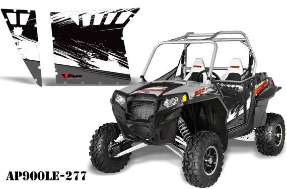Polaris RZR 900 XP Graphics for Pro Armor Doors