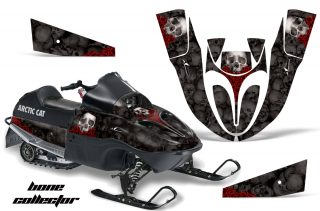Arctic Cat 120 Sno Pro Youth Graphics