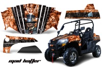 Bennche Sprire 800 Side x Side UTV Graphics