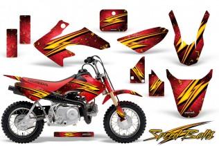 Honda CRF50 Graphics 2004-2013