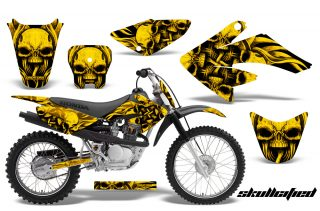 Honda CRF70 Graphics 2004-2013