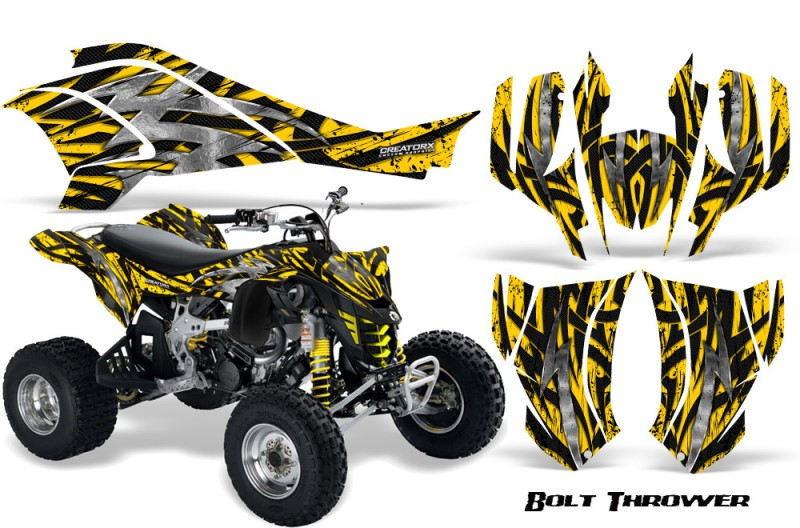 Can-Am DS450 EFI Graphics
