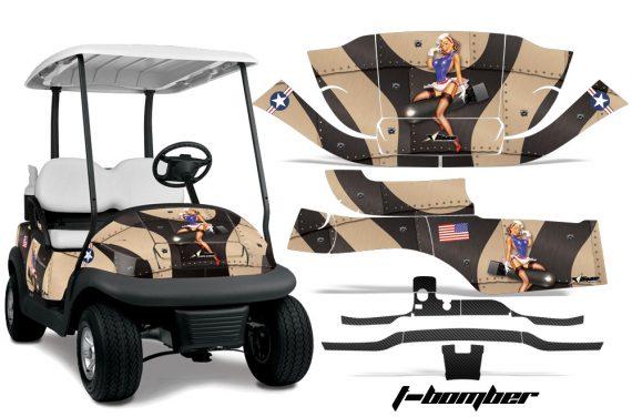 Club Car Golf Cart Precedent I2 Graphics 2008-2013